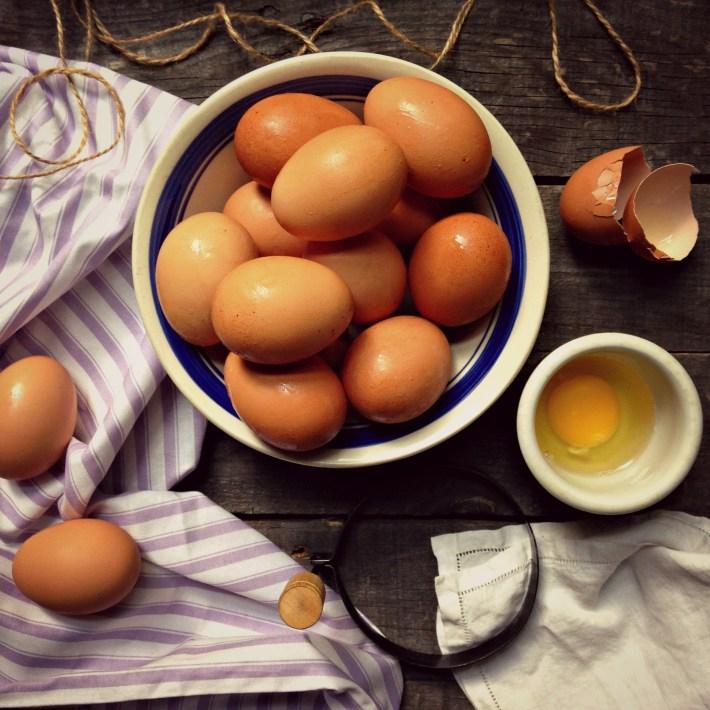 What Are Pasture Raised Eggs?