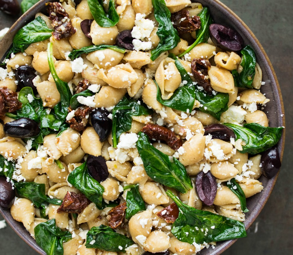 Spinach and Feta Shells 2_