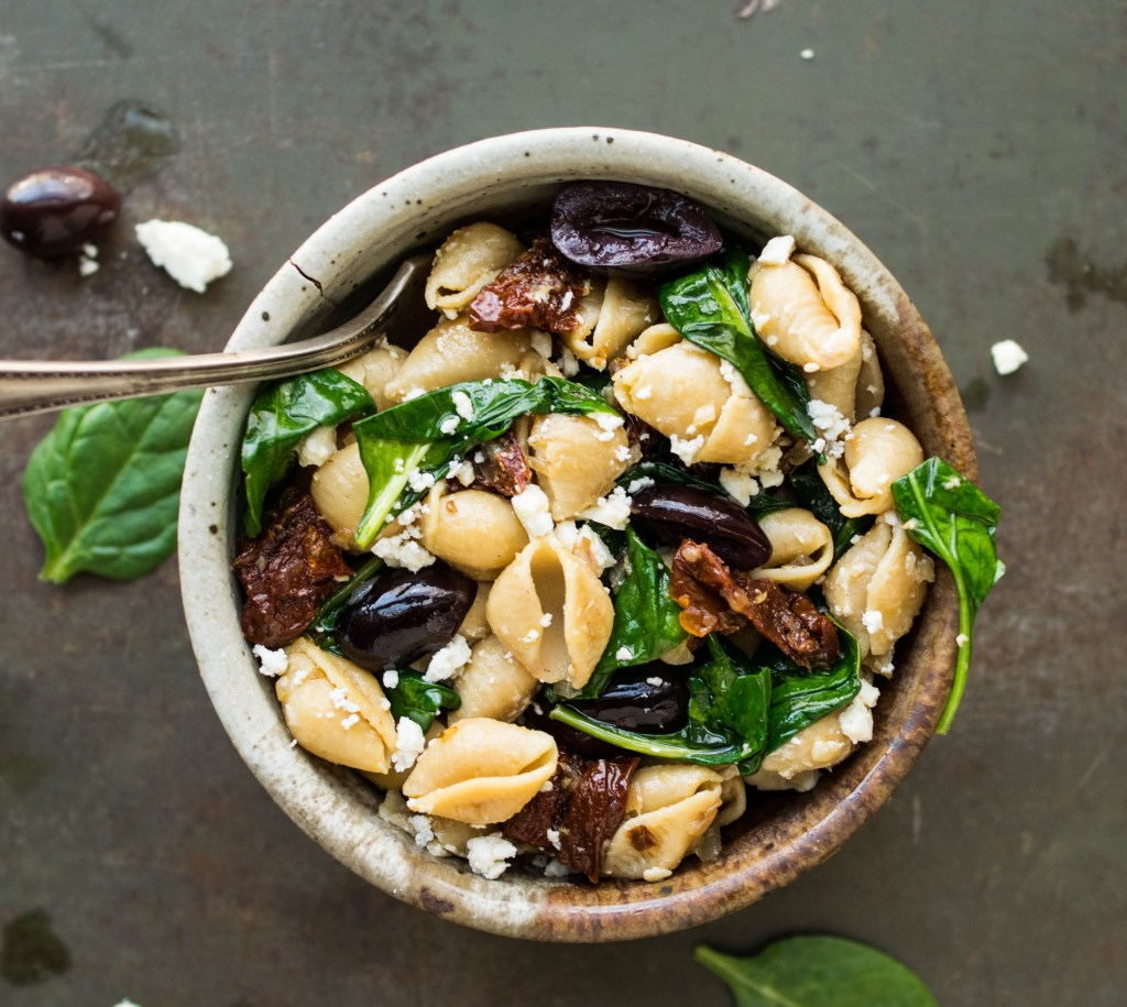 Spinach and Feta Shells 4_-2