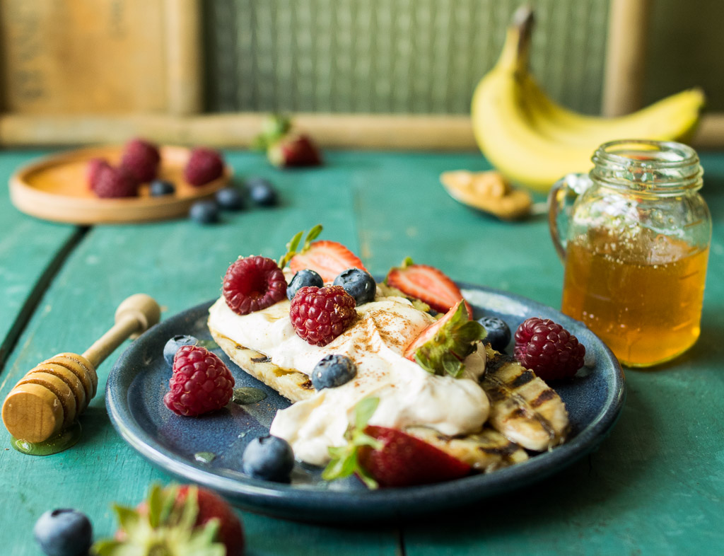 Peanut Butter Yogurt Banana Split (6 of 14)
