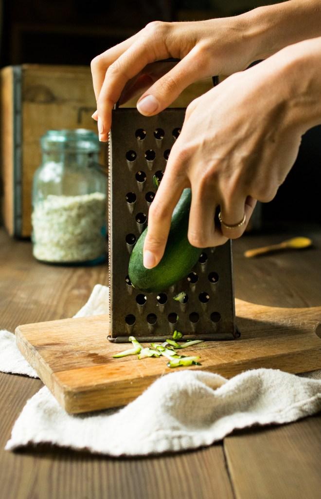 chocolate zucchini bread oatmeal