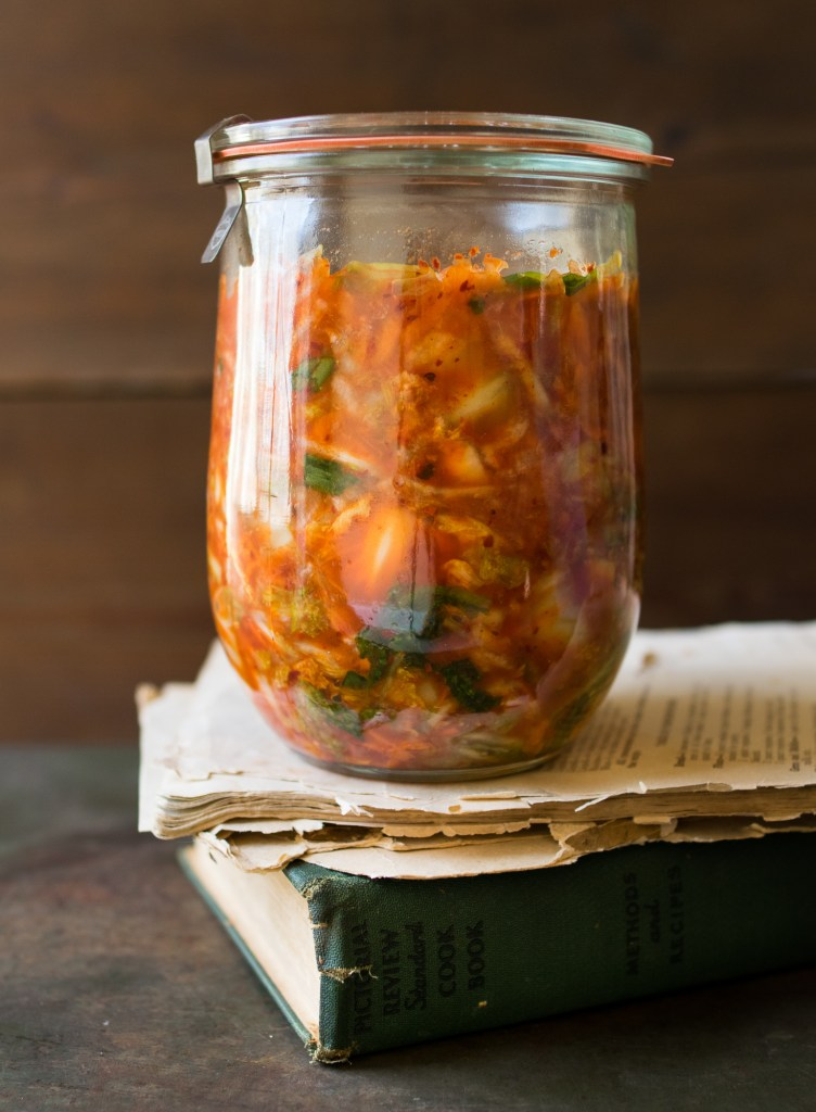 kimchi health