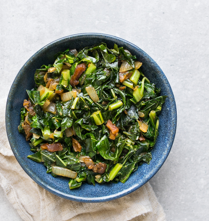 Collard Greens with Cumin and Apricots   Reclaiming Yesterday