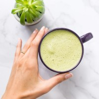 Maca Matcha Latte [Video]