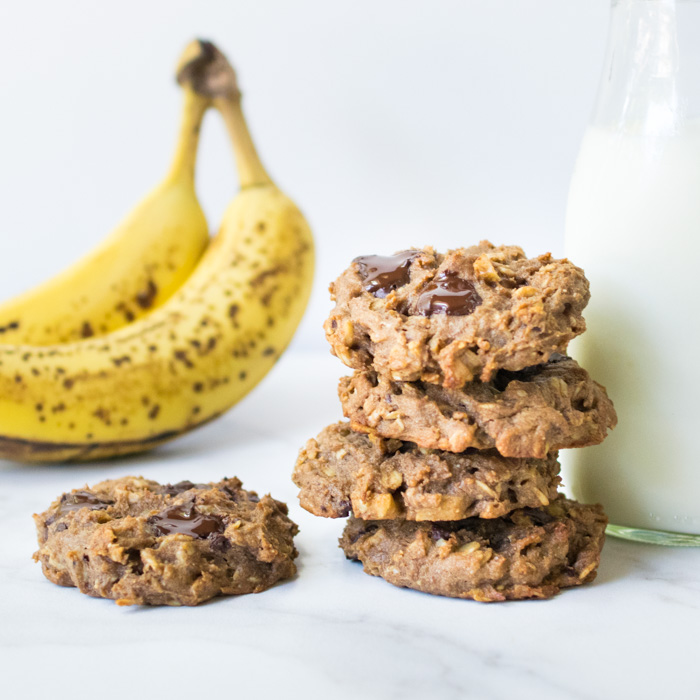 High-Protein Teff Breakfast Cookies