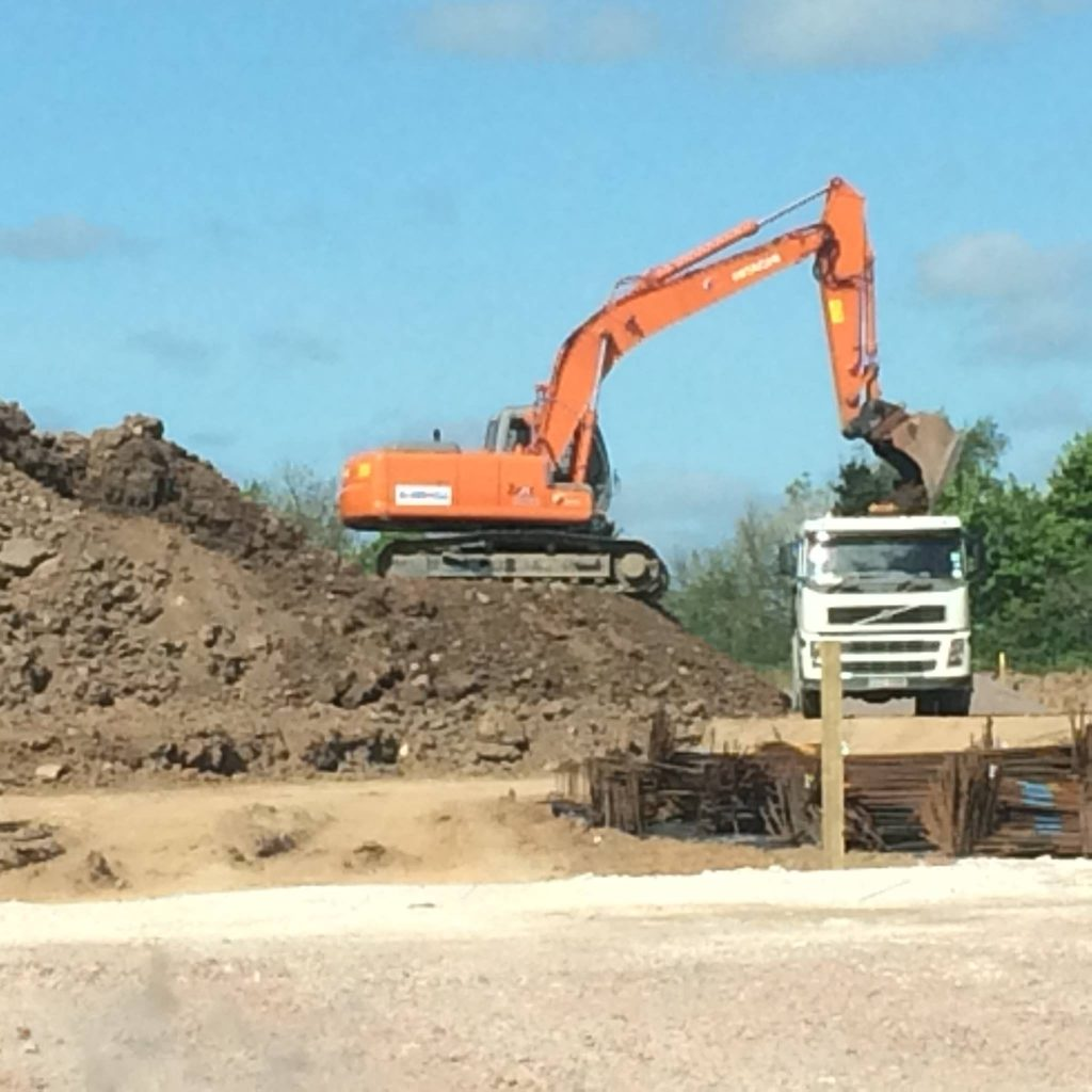 domestic Demolitions and Excavations