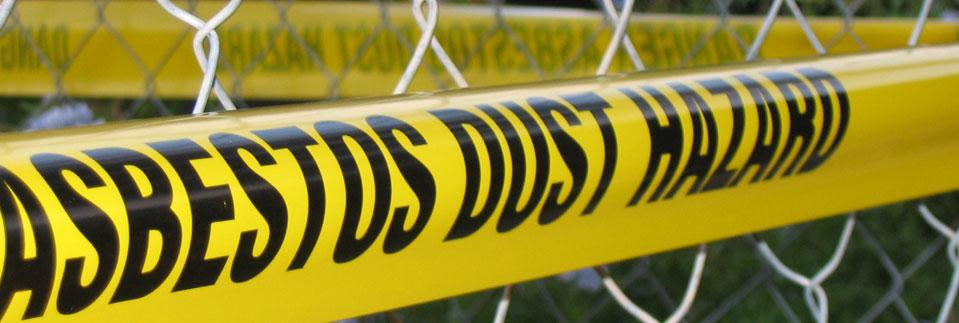 Asbestos + Removal Surveying