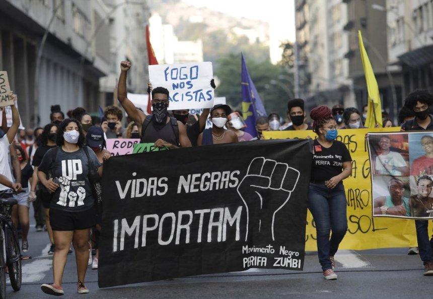 BLM in Brazil