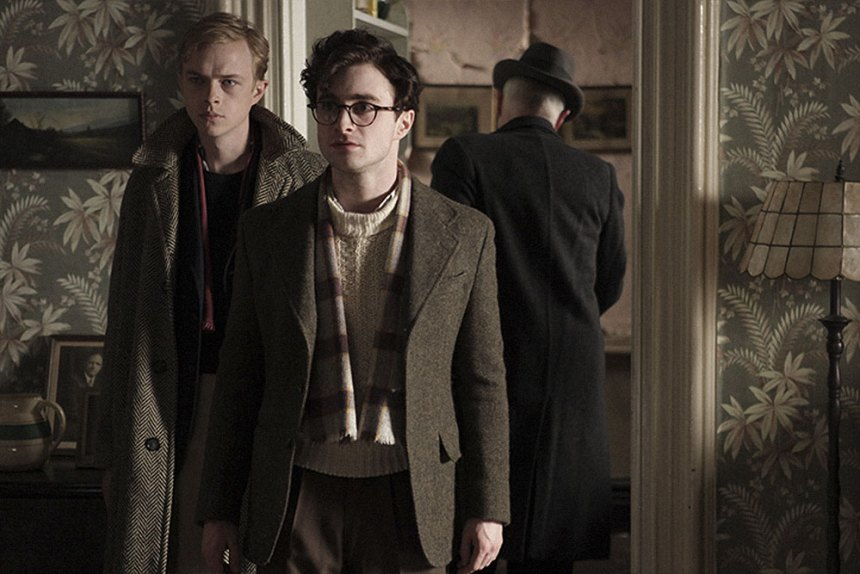 A scene from Kill Your Darlings (2013)
