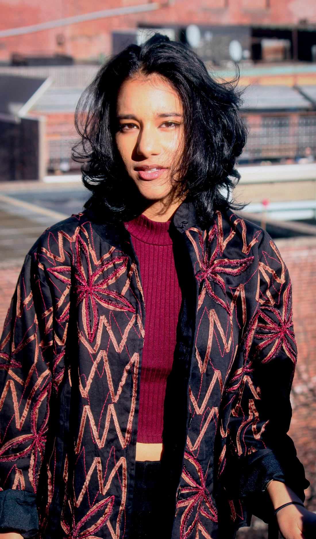 Mallika Chandaria : CEO and Art Director of the 98