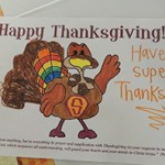 Thanksgiving Greetings from CSPC