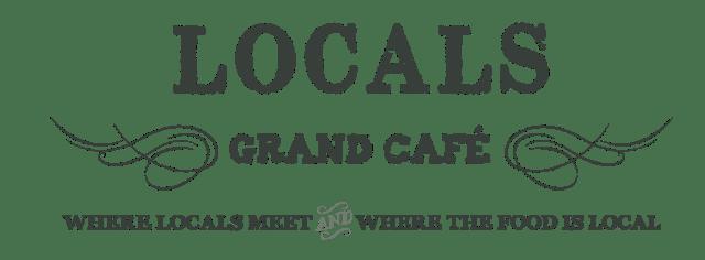 woordmerk Locals Grand Café