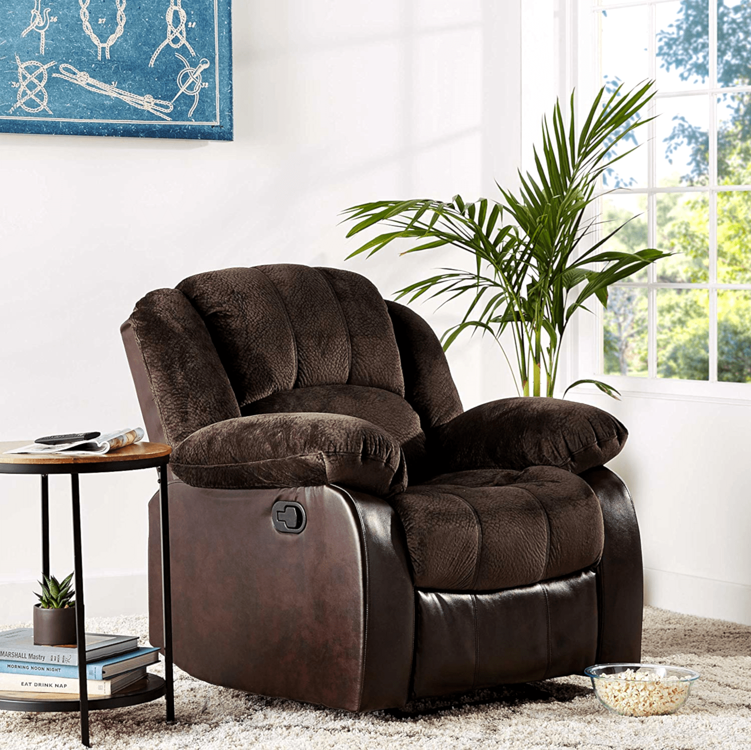 Top 10 Best Recliners for Big and Tall Men 2020 Reviews