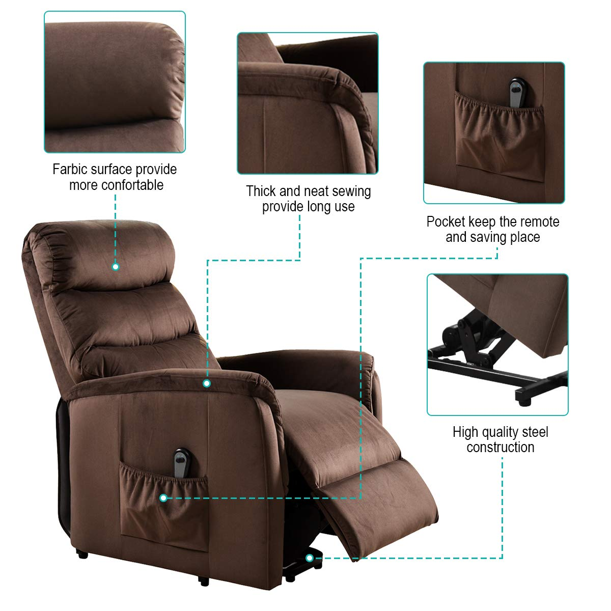 Best Recliners for Seniors & Elderly in 2020 {Top Reviews</p>                     </div> <!--bof Product URL --> <!--eof Product URL --> <!--bof Quantity Discounts table --> <!--eof Quantity Discounts table --> </div> </dd> <dt class=