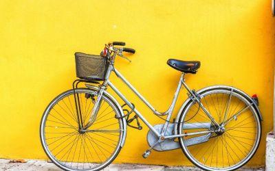 A bicicleta como meio de transporte