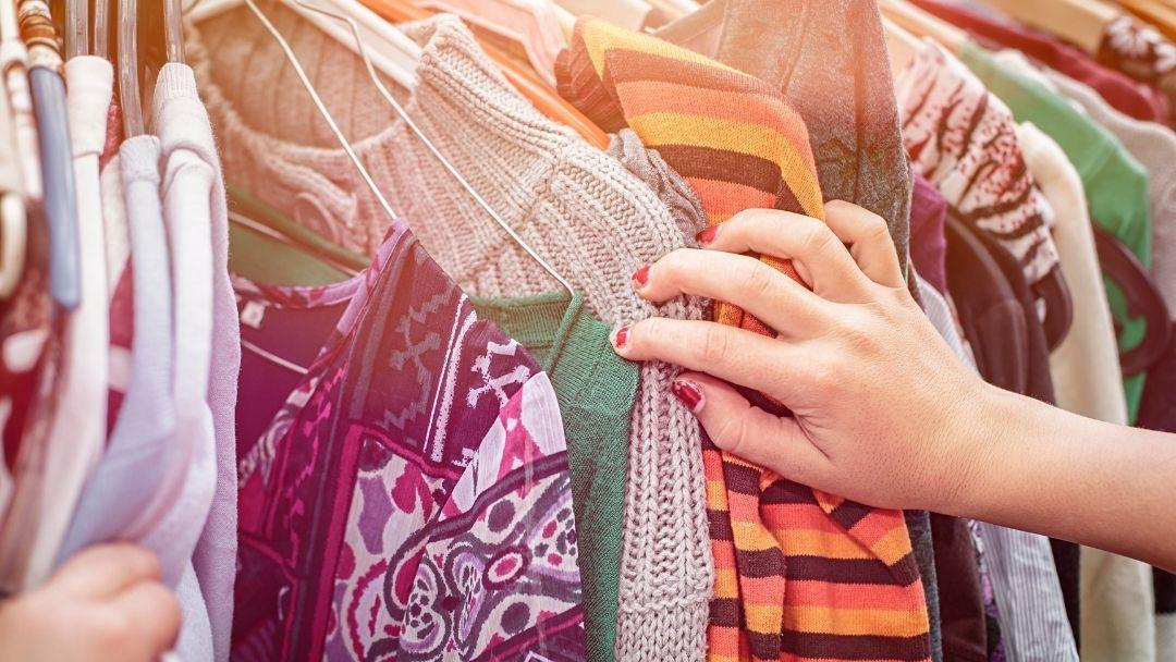Rita Clemente - Eu uso moda second hand
