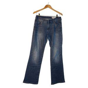Calças de ganga azul Bootcut - reCloset roupa em segunda mão
