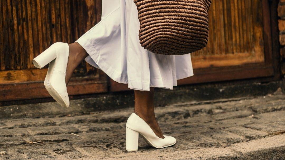 Reutilizar sapatos de salto - reCloset roupa em segunda mão