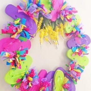 Coroa decorativa para festa - reCloset