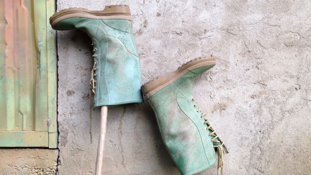 reutilizar botas - reCloset roupa em segunda mão
