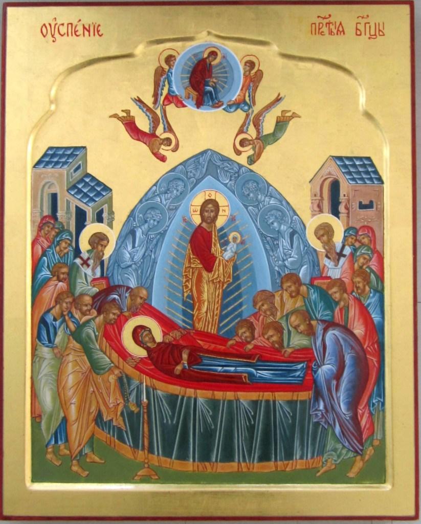 Dormition de la Vierge Marie