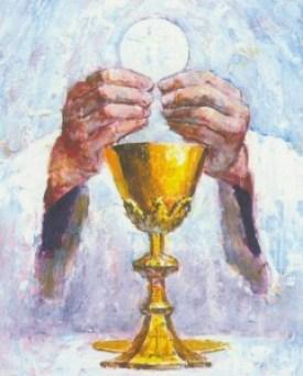 offrande eucharistique