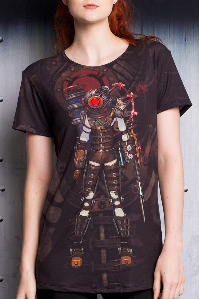 Bioshock clothing