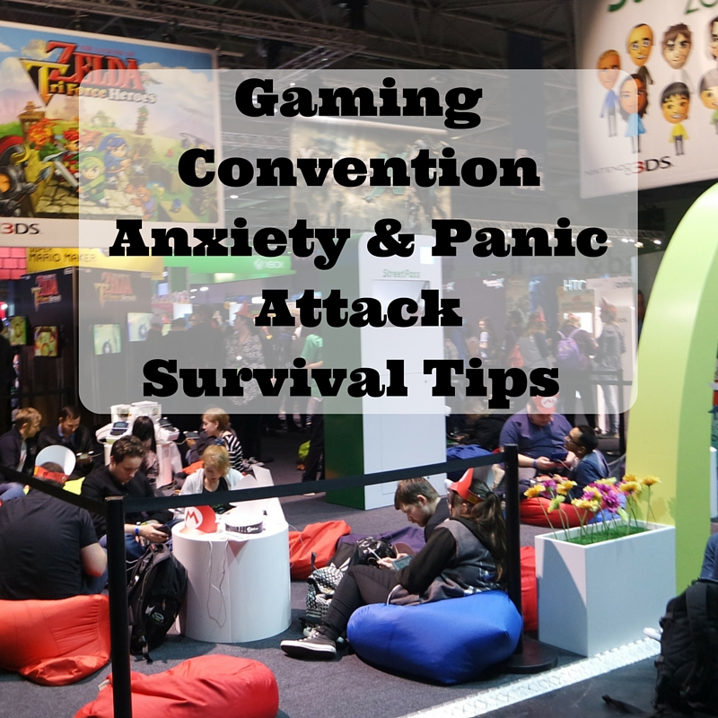 Anxiety and Panic Attack Tips