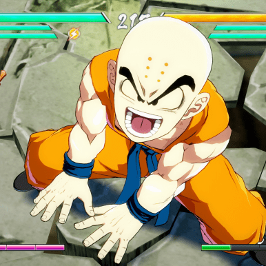 Dragon Ball FighterZ EGX
