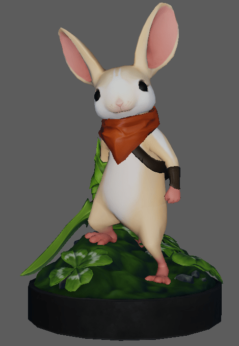 Oculus Rift Exclusive Moss Items