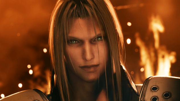 Final Fantasy VII Trailer