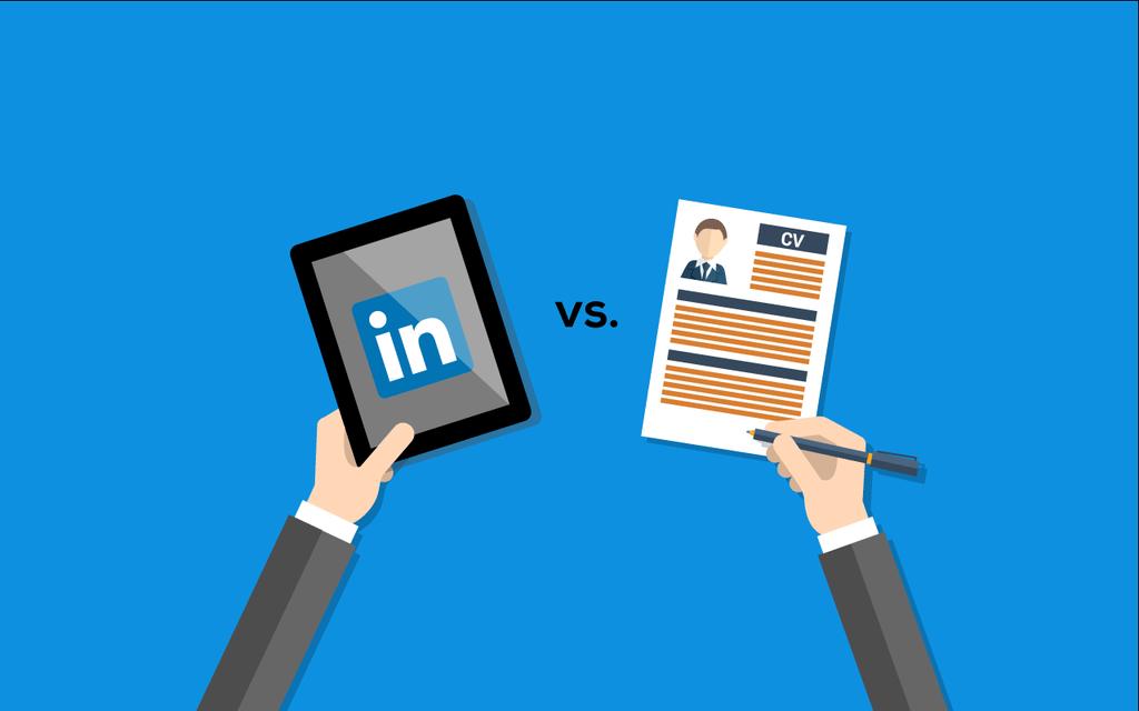 LinkedIn vs. el Currículum Vitae