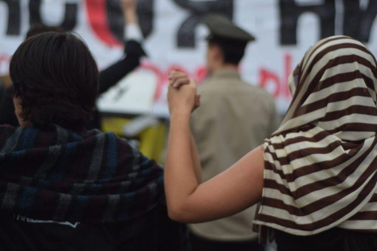 Marcha contra las violencias machistas