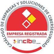 Empresa registrada en Incibe