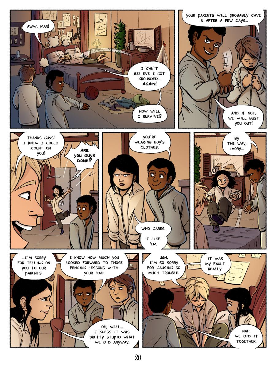 Page 20 - Bern's room