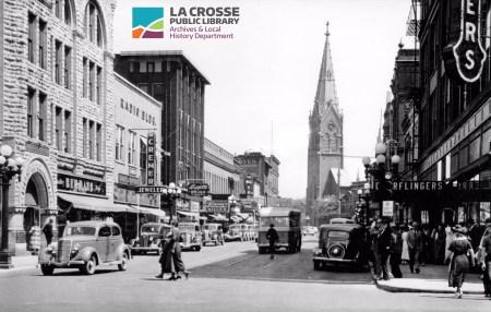 CCDC student reflections: La Crosse Public Library Archives