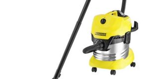 Aspirator multifunctional Karcher WD 4 - pareri si review