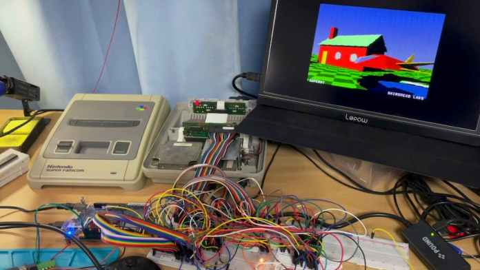 Ray tracing arrives on the SNES, thanks to this unbelievable hack