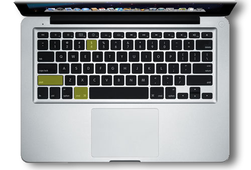 How To Print Screen On Mac Pro Laptop | Howsto.Co