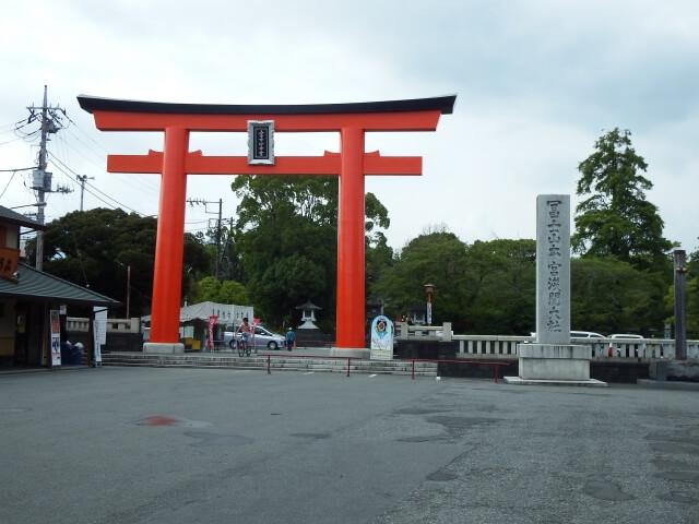 2021年富士山本宮浅間大社初詣の混雑や駐車場は?アクセス方法や屋台・ご利益も!