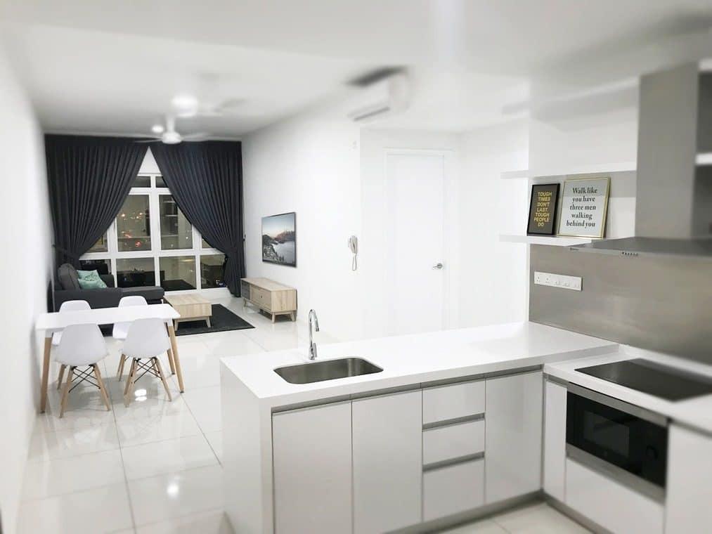 Apartment Interior Design Ideas Malaysia Novocom Top