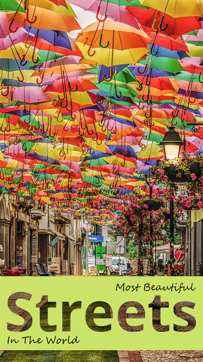 Most Beautiful Streets In The World