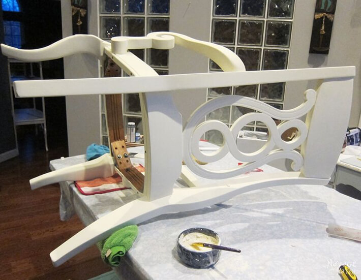 DIY - Accent Chair Makeover