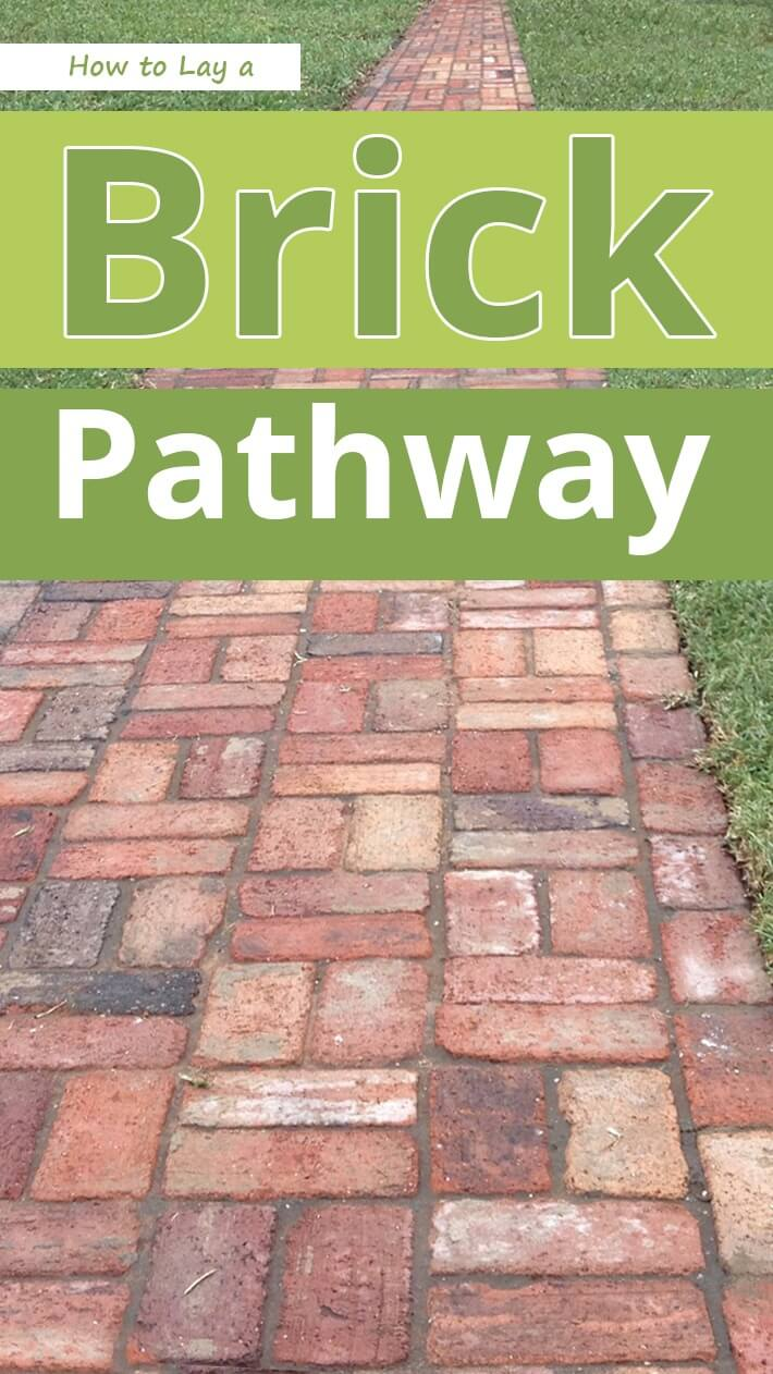 How to Lay a Brick Pathway