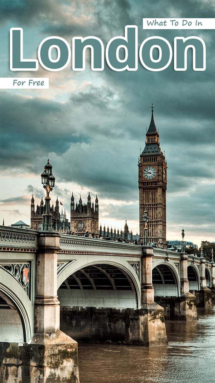What To Do In London For Free
