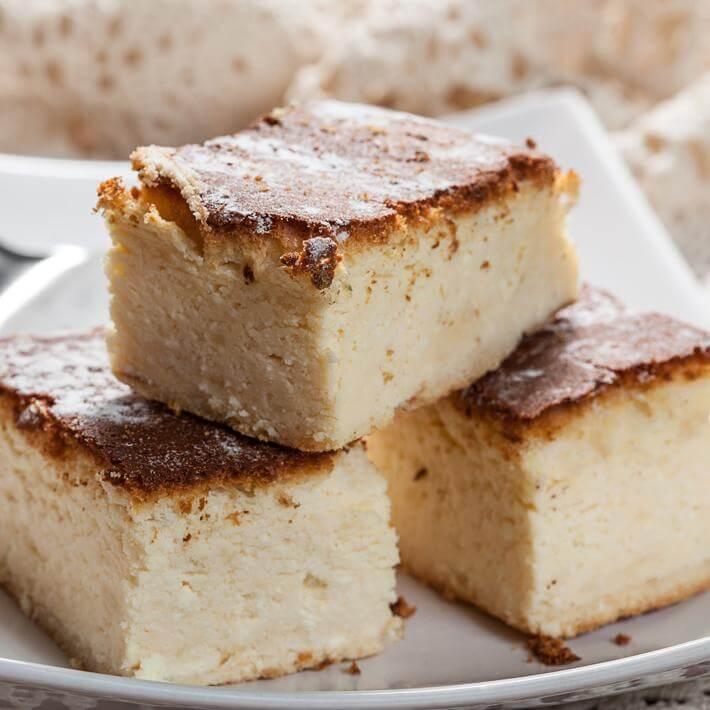 Keto Sopapilla Cheesecake