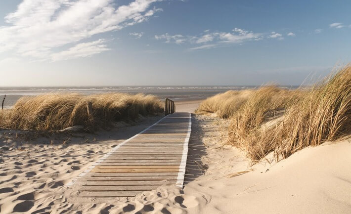 Kampen Beach, Germany