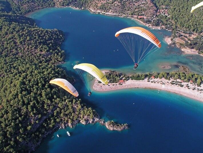 Oludeniz Beach, Turkey