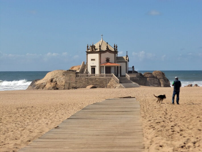 Praia de Miramar, Portugal