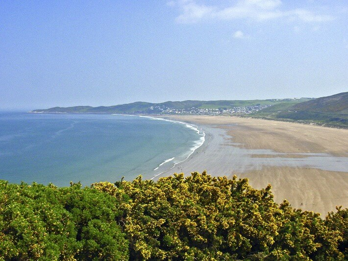 Woolacombe Beach, United Kingdom